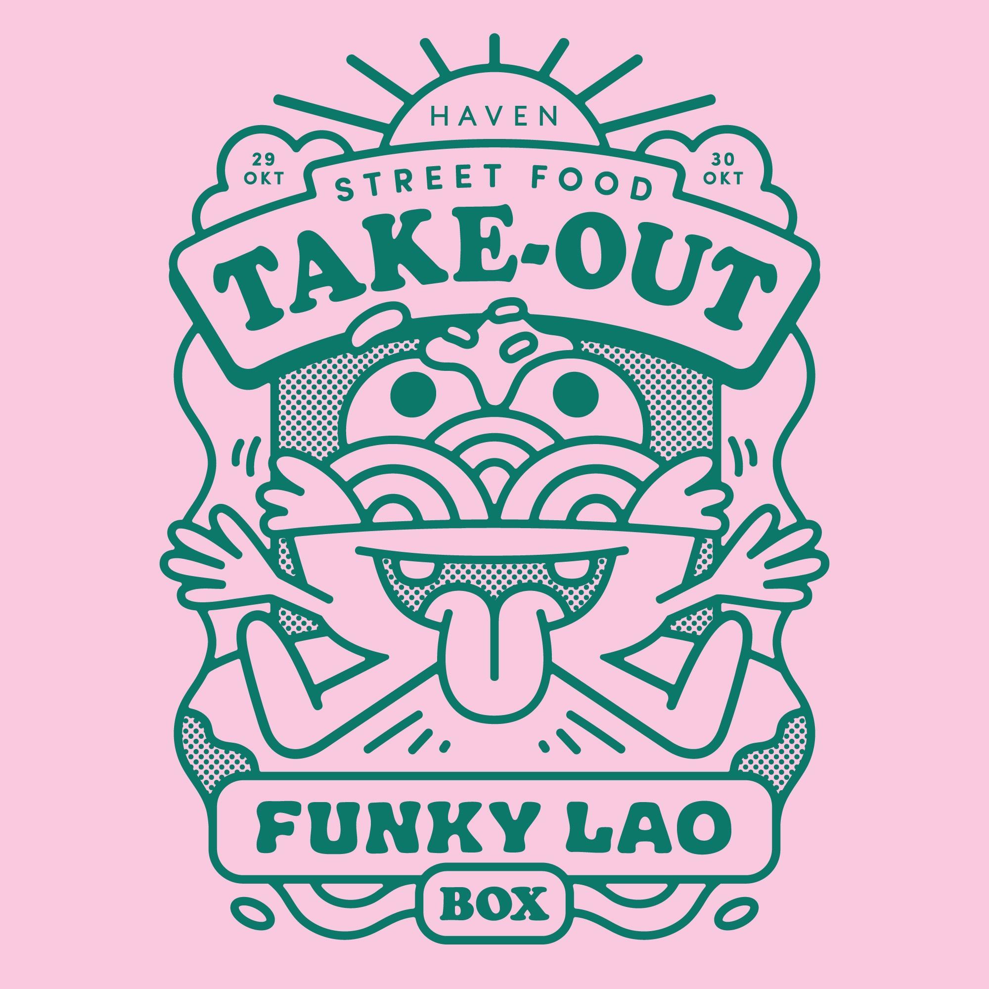 Funky Lao box